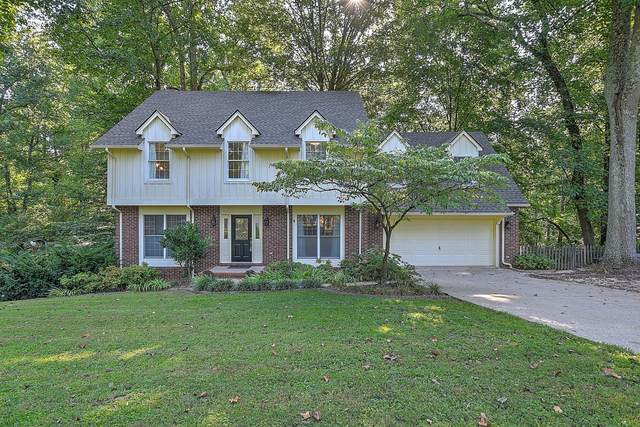 401 Canongate Road, Kingsport, TN 37660 (MLS #9912781) :: Highlands Realty, Inc.