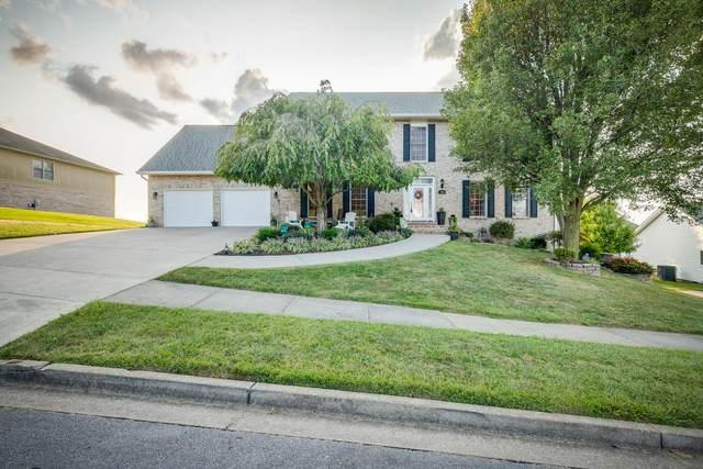 106 Mary Anne Keys Lane, Johnson City, TN 37601 (MLS #9912794) :: Tim Stout Group Tri-Cities