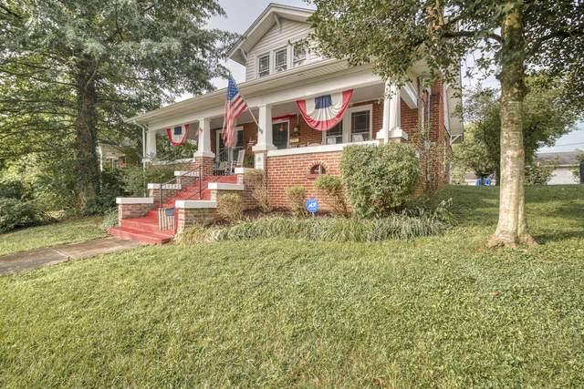 706 Piedmont Avenue, Bristol, VA 24201 (MLS #9913150) :: Highlands Realty, Inc.