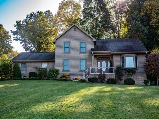 356 Courtney Drive, Blountville, TN 37617 (MLS #9914266) :: The Lusk Team