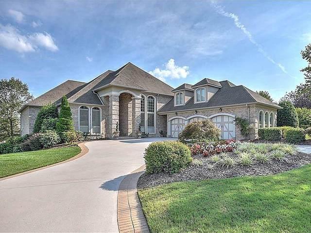 111 Laurel Ridge Drive, Jonesborough, TN 37659 (MLS #9914458) :: Bridge Pointe Real Estate