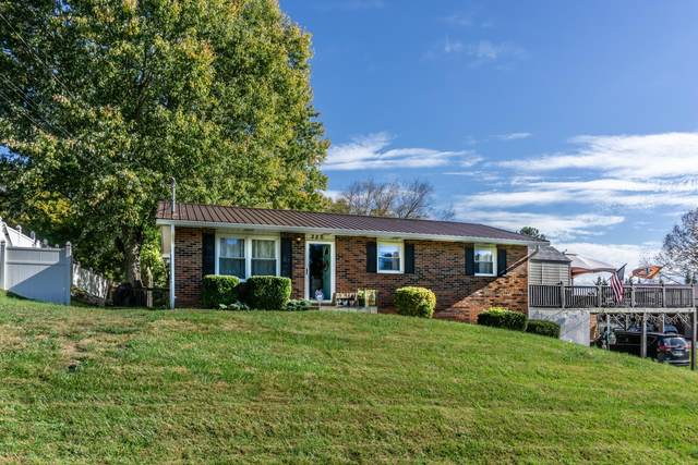 220 Angle Street, Jonesborough, TN 37659 (MLS #9914609) :: The Lusk Team