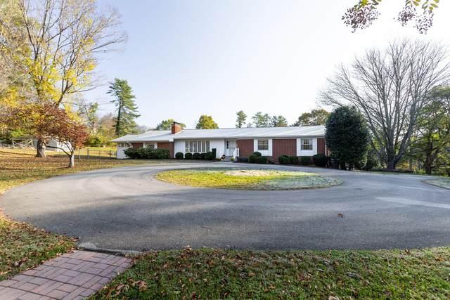 207 Maple Tree Drive, Bristol, TN 37620 (MLS #9915050) :: The Lusk Team