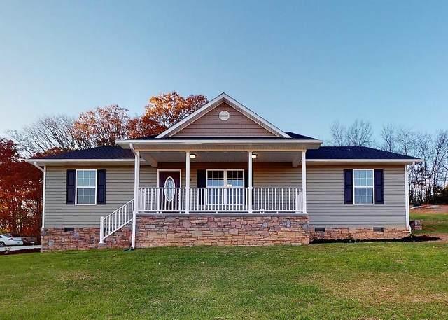 108 Valerie Lane, Greeneville, TN 37743 (MLS #9915539) :: The Lusk Team