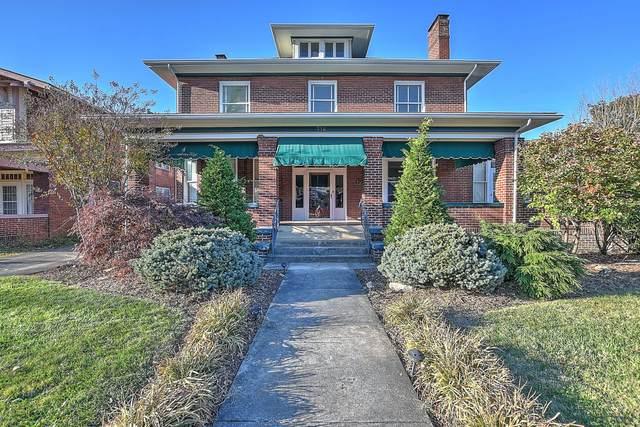 714 Pine Street, Johnson City, TN 37604 (MLS #9915761) :: Bridge Pointe Real Estate