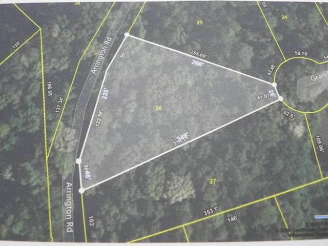 0 Cherokee Drive, Rogersville, TN 37857 (MLS #9915883) :: Bridge Pointe Real Estate