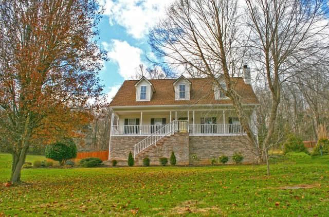 156 Regency Drive, Kingsport, TN 37663 (MLS #9916217) :: Bridge Pointe Real Estate