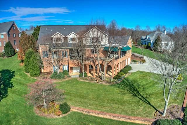 384 Oakmont Drive, Abingdon, VA 24211 (MLS #9916678) :: Conservus Real Estate Group