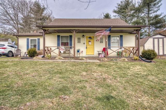 110 Riley Drive, Chilhowie, VA 24319 (MLS #9916693) :: Highlands Realty, Inc.