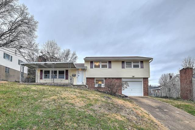 1210 Sevier Terrace Drive, Kingsport, TN 37660 (MLS #9917051) :: Highlands Realty, Inc.