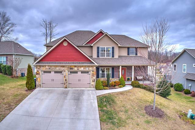 3020 Calton Hill, Kingsport, TN 37664 (MLS #9917413) :: Red Door Agency, LLC