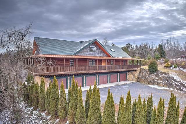 544 Hartmantown Road, Jonesborough, TN 37659 (MLS #9917921) :: Bridge Pointe Real Estate