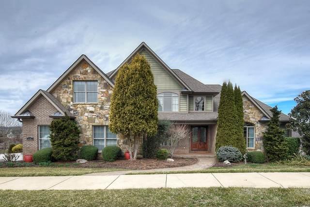 1183 Reserve Place, Johnson City, TN 37615 (MLS #9917925) :: Conservus Real Estate Group