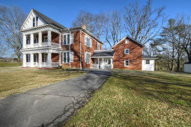 528 Kyker Road, Telford, TN 37690 (MLS #9918124) :: Red Door Agency, LLC
