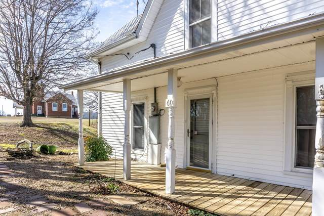 60 Red Hill Road, Greeneville, TN 37743 (MLS #9918641) :: Red Door Agency, LLC
