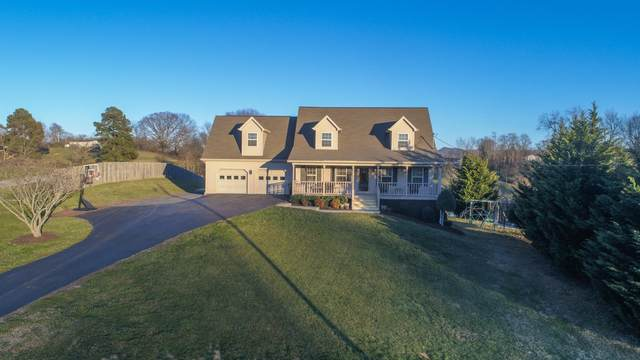 271 Mulberry Bend, Jonesborough, TN 37659 (MLS #9918900) :: Red Door Agency, LLC