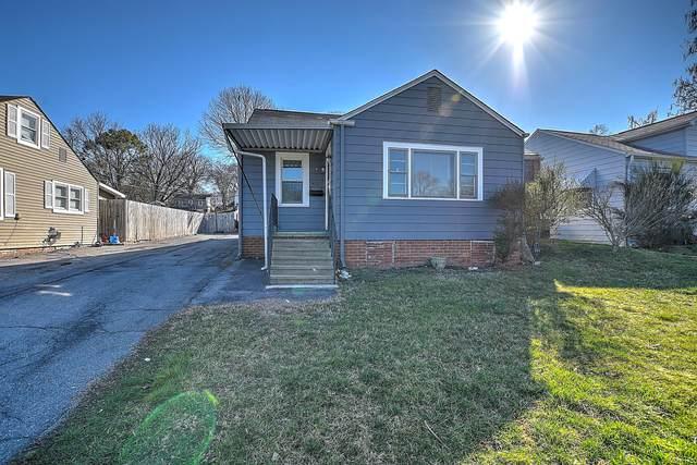 1405 Bridwell Street, Kingsport, TN 37664 (MLS #9919081) :: Conservus Real Estate Group