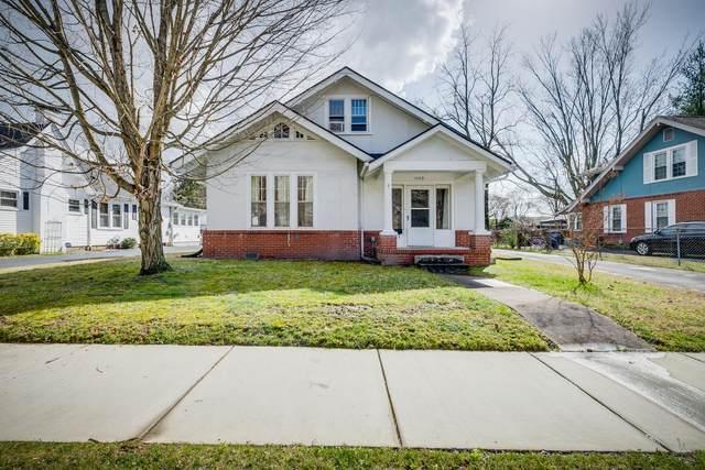 1105 Catawba Street, Kingsport, TN 37660 (MLS #9919796) :: Highlands Realty, Inc.