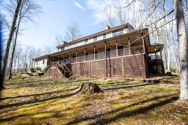 1523 Hamner Hollow Road, Big Stone Gap, VA 24219 (MLS #9919912) :: Highlands Realty, Inc.