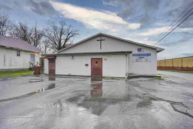 406 Maple Street, Johnson City, TN 37601 (MLS #9920145) :: The Lusk Team