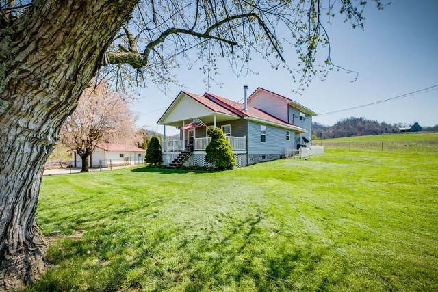 3274 Stanley Valley Road, Surgoinsville, TN 37873 (MLS #9920544) :: Highlands Realty, Inc.