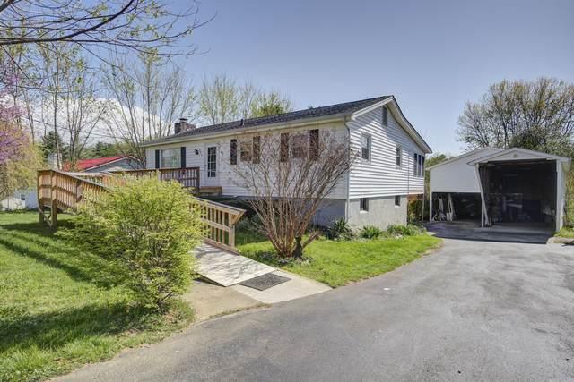 233 Rebecca Street, Bluff City, TN 37618 (MLS #9920772) :: Bridge Pointe Real Estate