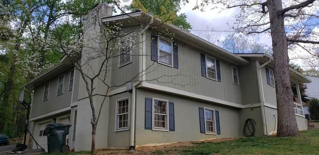 1503 Brentwood Drive, Greeneville, TN 37743 (MLS #9921309) :: Bridge Pointe Real Estate