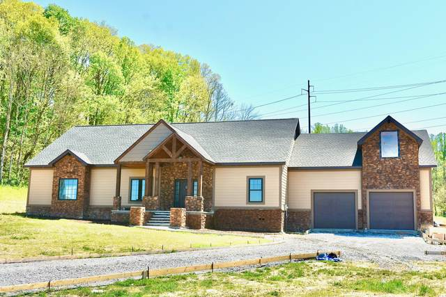 399 Loafers Glory View, Gray, TN 37615 (MLS #9921652) :: Conservus Real Estate Group