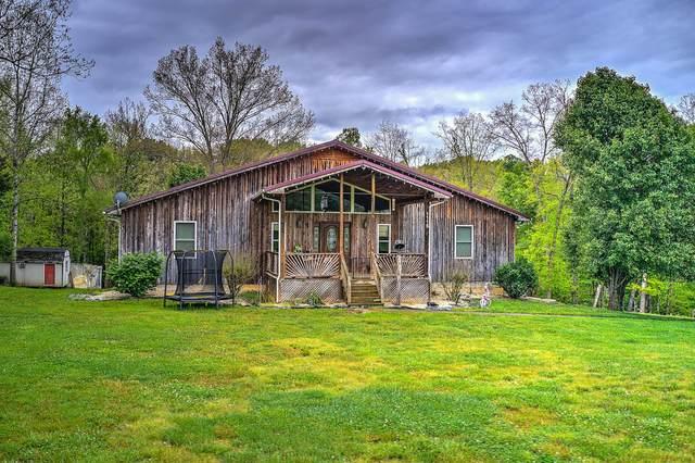 1115 Old Cemetery Road, Greeneville, TN 37745 (MLS #9921995) :: Red Door Agency, LLC