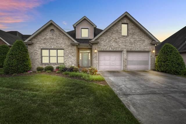 1123 Waterbrooke Lane, Johnson City, TN 37604 (MLS #9922702) :: Red Door Agency, LLC
