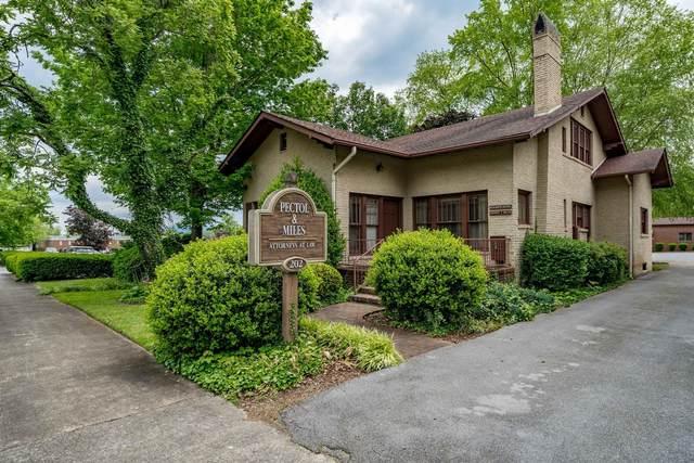 202 Unaka Avenue, Johnson City, TN 37601 (MLS #9922863) :: Conservus Real Estate Group
