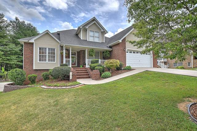504 Teaberry Circle, Kingsport, TN 37663 (MLS #9923537) :: Highlands Realty, Inc.