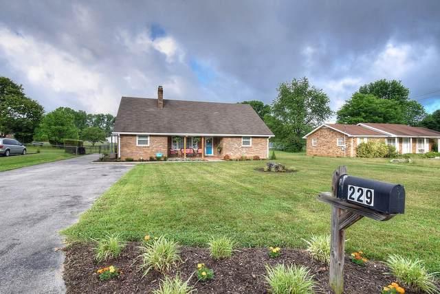 229 Beaver Road, Bluff City, TN 37618 (MLS #9923609) :: Red Door Agency, LLC