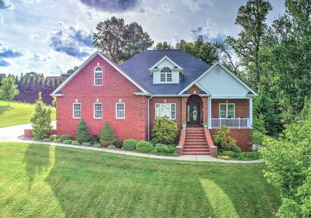 363 Courtney Drive, Blountville, TN 37617 (MLS #9923633) :: Bridge Pointe Real Estate