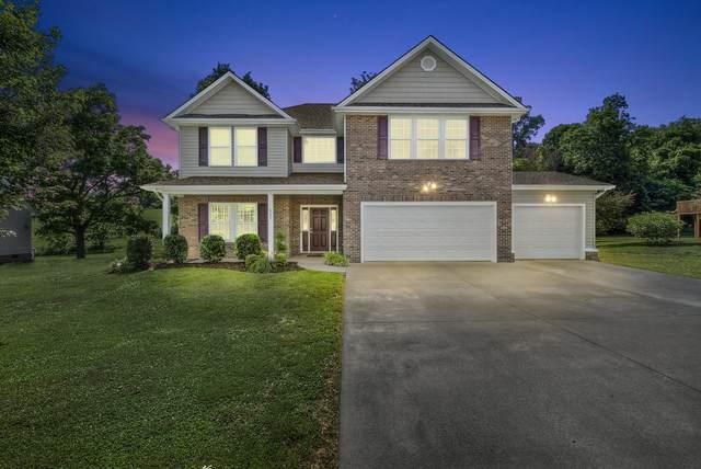 547 Wyndham Drive, Gray, TN 37615 (MLS #9924299) :: Red Door Agency, LLC