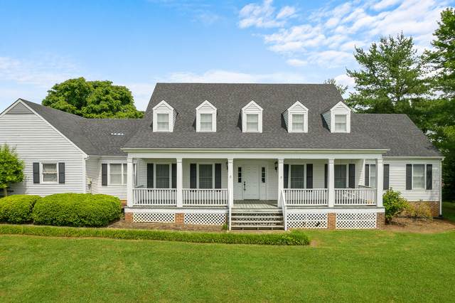 604 Briarwood Court, Greeneville, TN 37743 (MLS #9924322) :: Conservus Real Estate Group