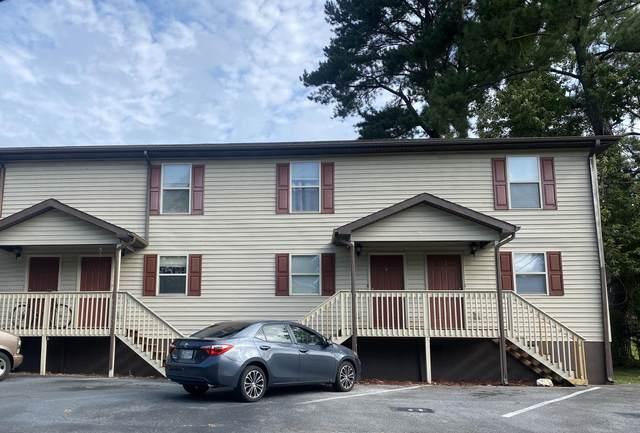 80 Jones Road, Erwin, TN 37650 (MLS #9924821) :: Conservus Real Estate Group