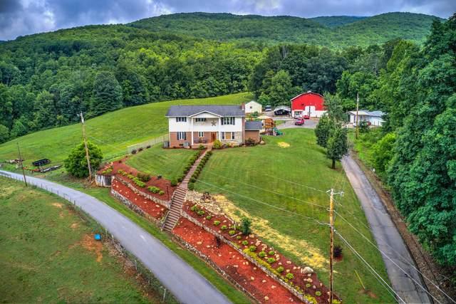 182 Jim Deal Road, Elizabethton, TN 37643 (MLS #9925542) :: Highlands Realty, Inc.