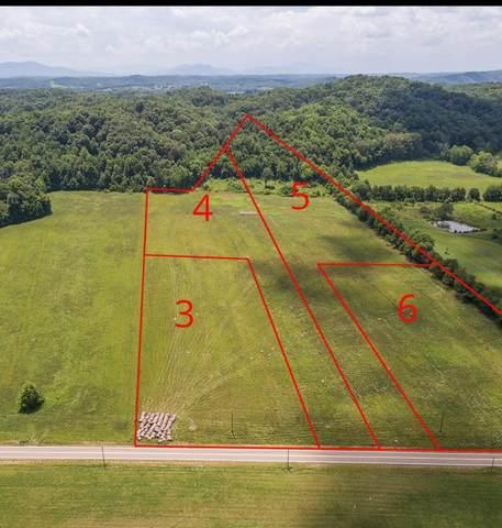 Tbd Warrensburg Rd 5.01Ac Lot 3, Greeneville, TN 37743 (MLS #9925741) :: Highlands Realty, Inc.