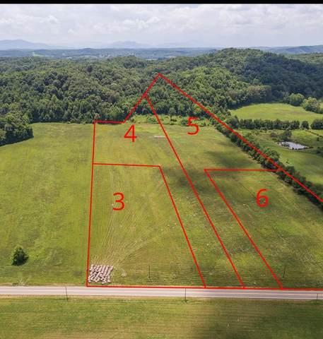 Tbd Warrensburg Rd 10.98 Ac Lot 5, Greeneville, TN 37743 (MLS #9925744) :: Highlands Realty, Inc.