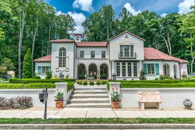 132 Ridgetop Drive, Johnson City, TN 37615 (MLS #9925826) :: Conservus Real Estate Group