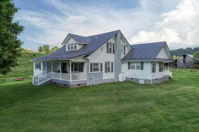 123 Luttie Banner Drive, Castlewood, VA 24224 (MLS #9927066) :: Red Door Agency, LLC