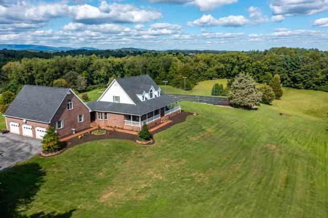 16019 Forest Meadow Drive, Bristol, VA 24202 (MLS #9928508) :: Conservus Real Estate Group