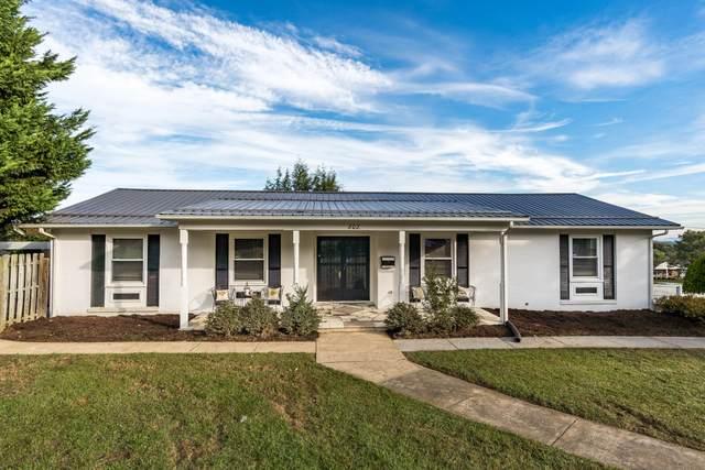802 Wedgewood Road, Johnson City, TN 37604 (MLS #9929104) :: Red Door Agency, LLC