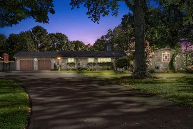1596 Idlewild Drive, Johnson City, TN 37601 (MLS #9929858) :: Red Door Agency, LLC