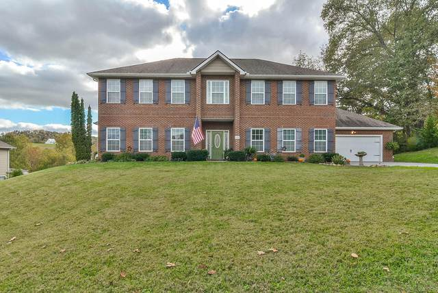 168 Warrior Falls Drive, Kingsport, TN 37664 (MLS #9930349) :: Bridge Pointe Real Estate