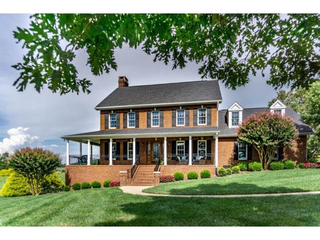 225 Chimney Top Lane, Chuckey, TN 37641 (MLS #425308) :: Conservus Real Estate Group