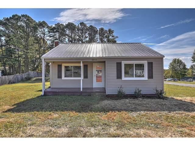 220 Kirk Street Private Drive, Kingsport, TN 37660 (MLS #428694) :: The Baxter-Milhorn Group