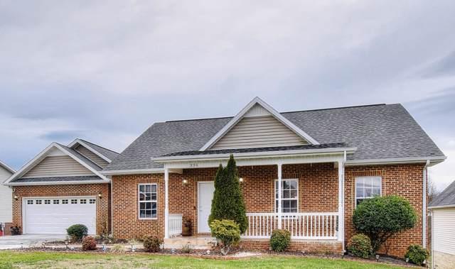 336 Goldenrod Drive, Jonesborough, TN 37659 (MLS #9903526) :: Conservus Real Estate Group