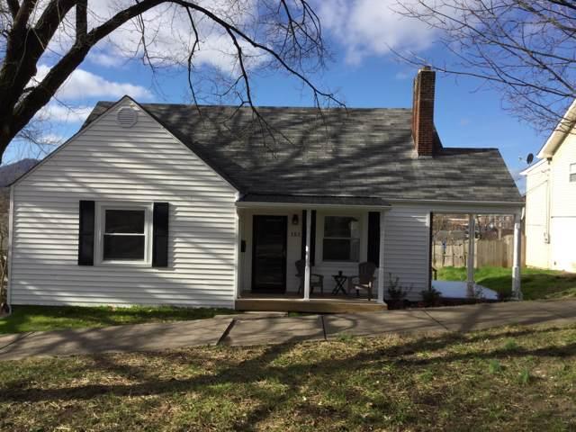 153 Sevier Avenue, Kingsport, TN 37660 (MLS #9904011) :: Bridge Pointe Real Estate